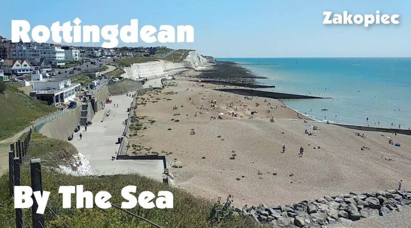 Rottingdean Sussex village by the sea